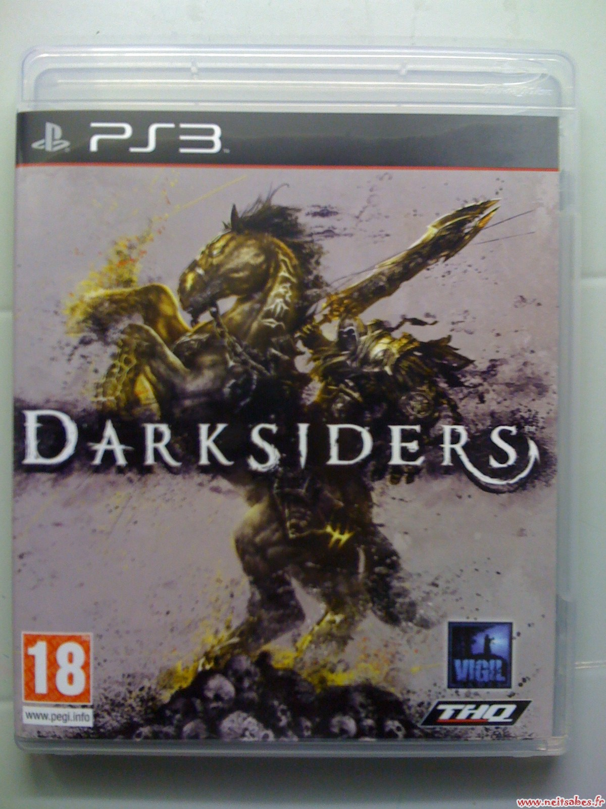 Déballage - Darksiders (PS3)