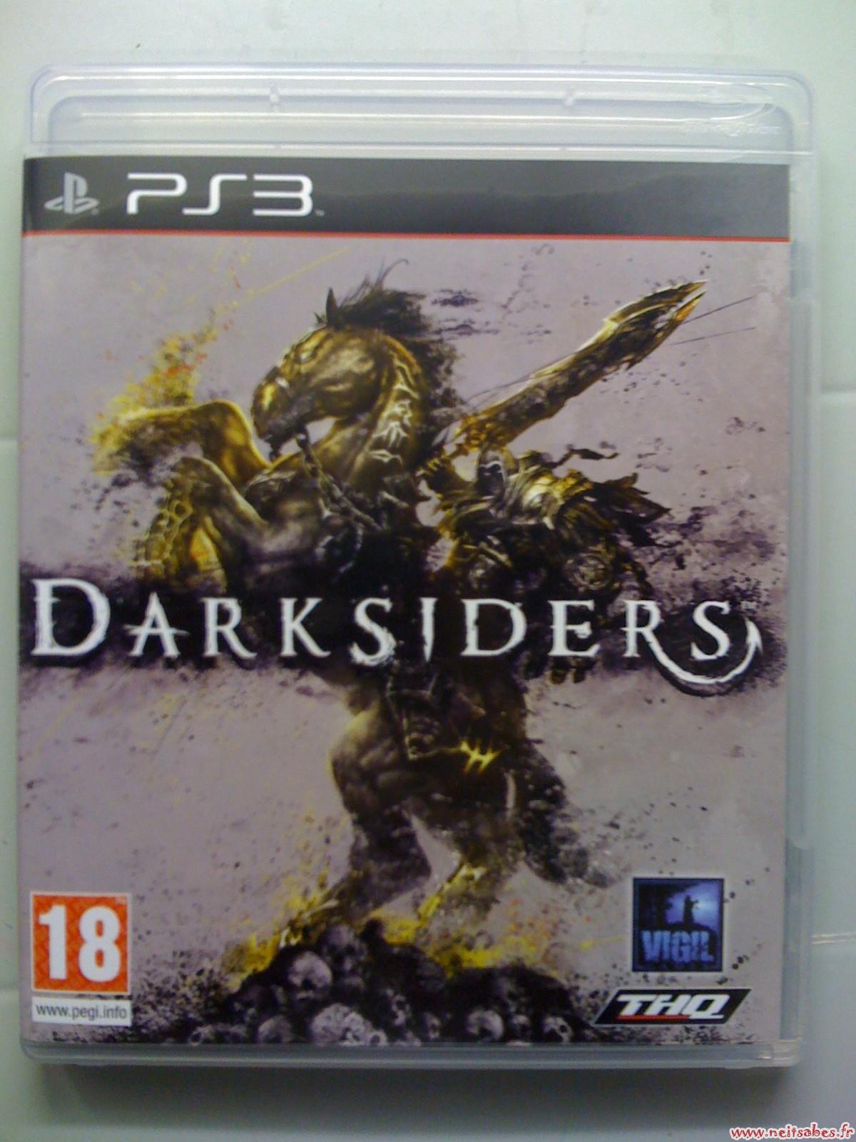 Déballage - Darksiders (PS3)