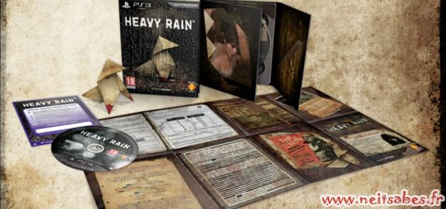 Pré-commande - Heavy Rain Édition Spéciale (PS3)