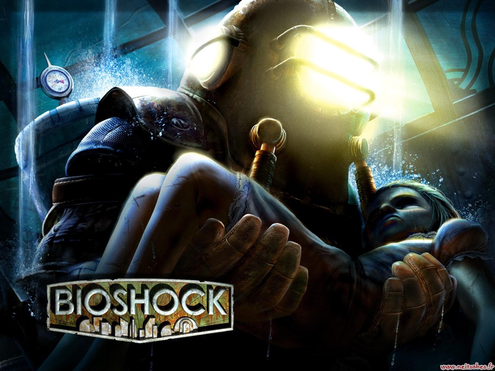 Test - Bioshock (PS3)
