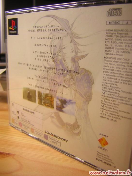 Rétro - Final Fantasy IX (PS1)