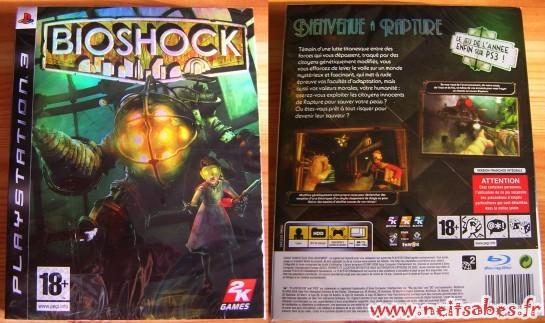 Achat - Bioshock (PS3)