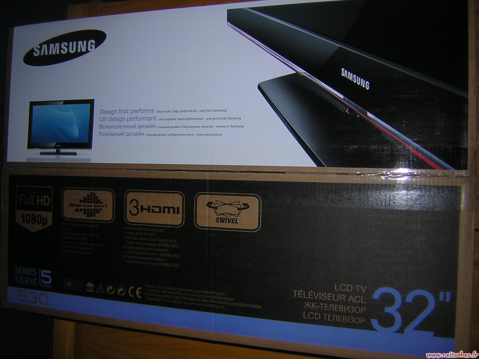 Achat - Samsung 32B530