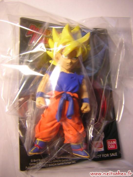 Concours - Une mini figurine Dragon Ball Z Raging Blast à gagner