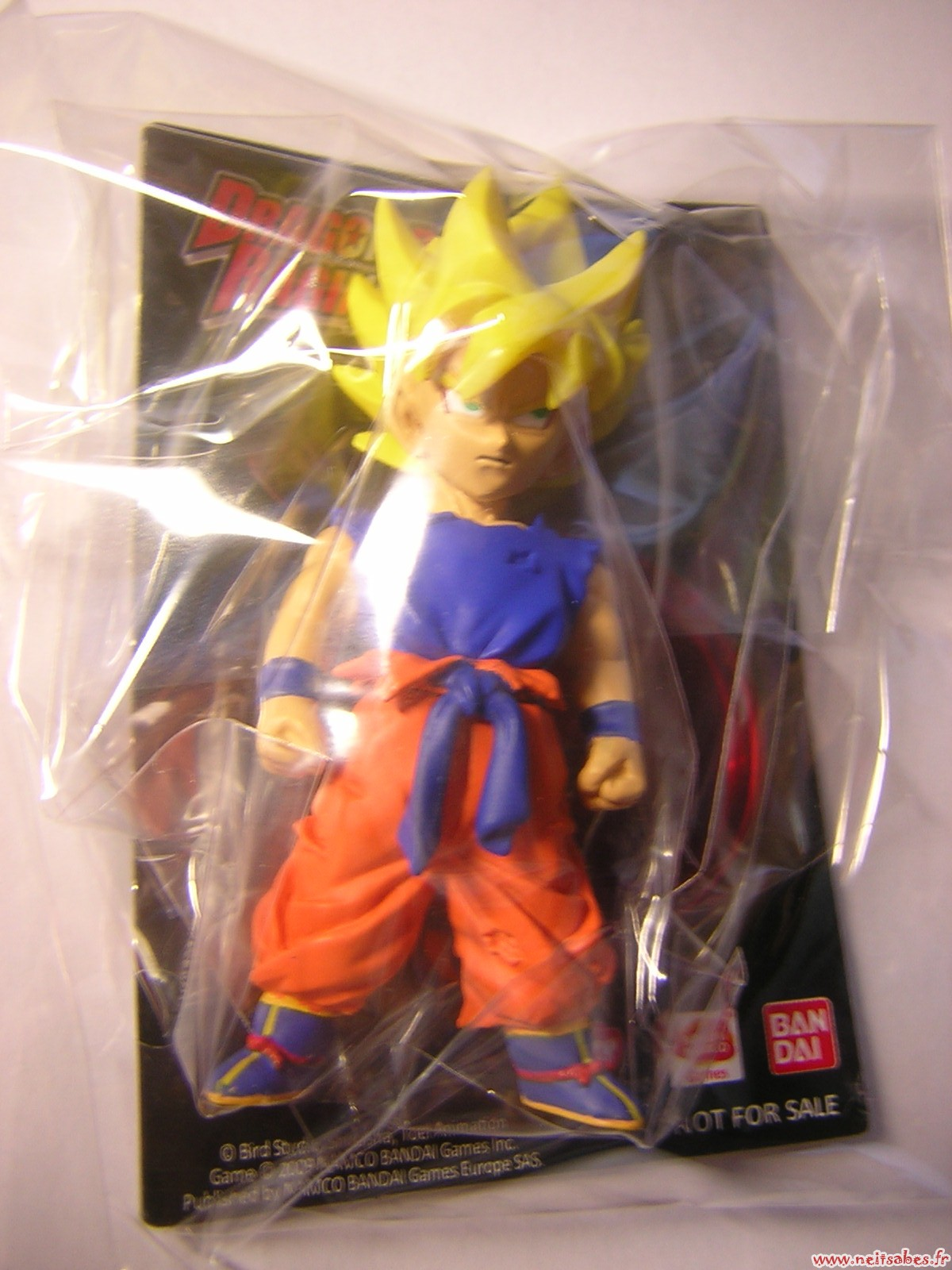 Concours- Une mini figurine Dragon Ball Z Raging Blast à gagner