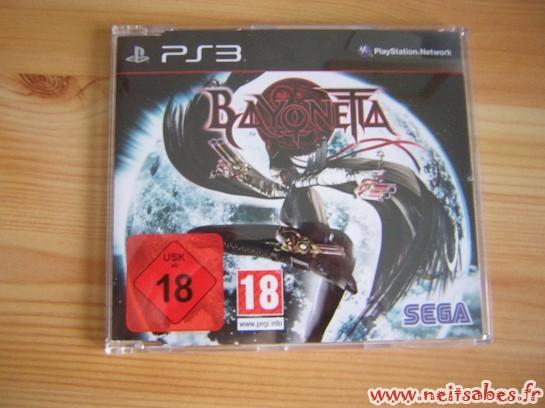 C'est arrivé ! - Bayonetta (PS3)
