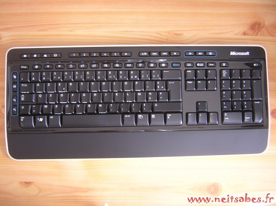 Achat - Microsoft Wireless Keyboard 3000
