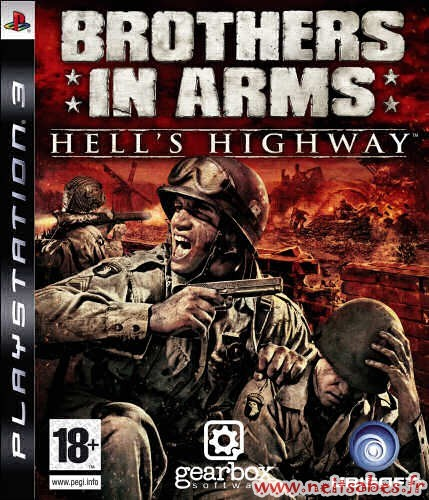 Commande - Brothers In Arms : Hell's Highway (PS3)