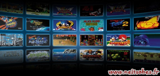 Commande - Sega Megadrive Ultimate Collection