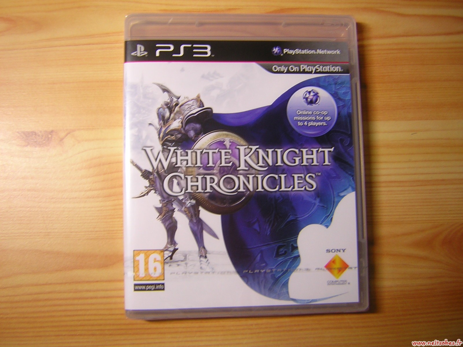 C'est arrivé ! - White Knight Chronicles (PS3)