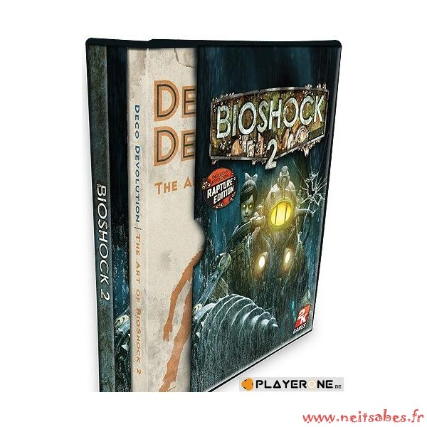 Commande - Bioshock 2 Rapture Edition (PS3)
