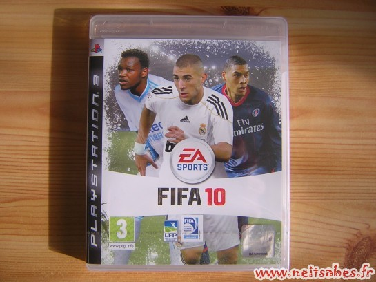 Achat - FIFA 10 (PS3)