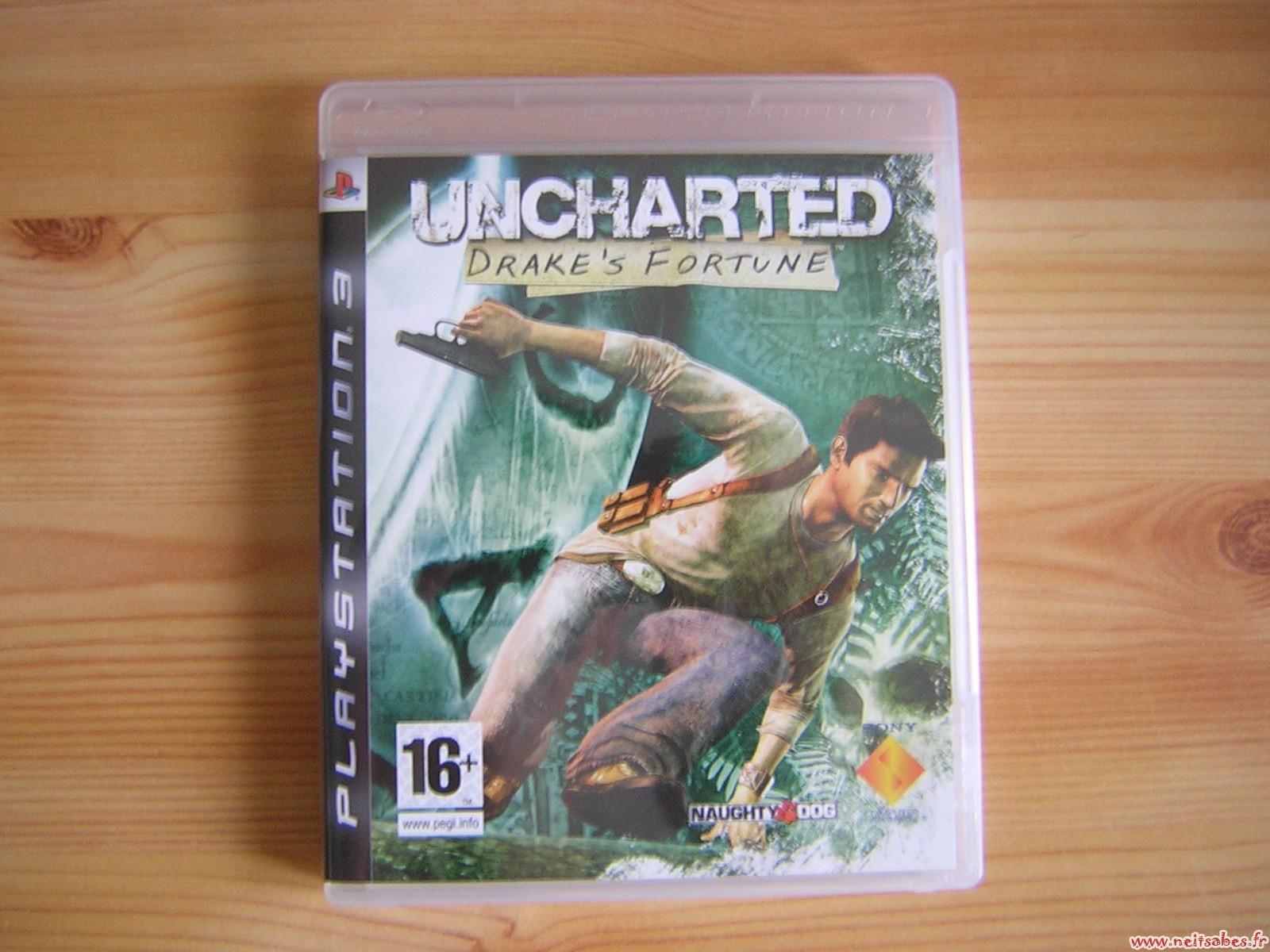 Achat - Uncharted: Drake's Fortune