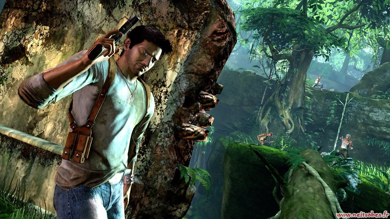 Test - Uncharted: Drake's Fortune (PS3)