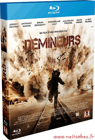 Commande - Démineurs (Blu-Ray)