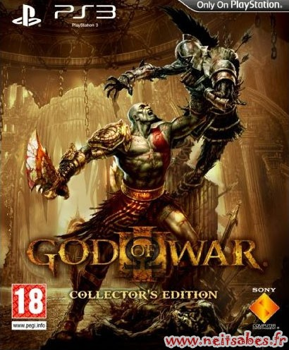 God Of War 3 : entre Pandora's Box, collector et version standard