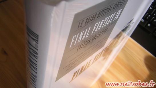 Déballage - Guide collector Final Fantasy XIII