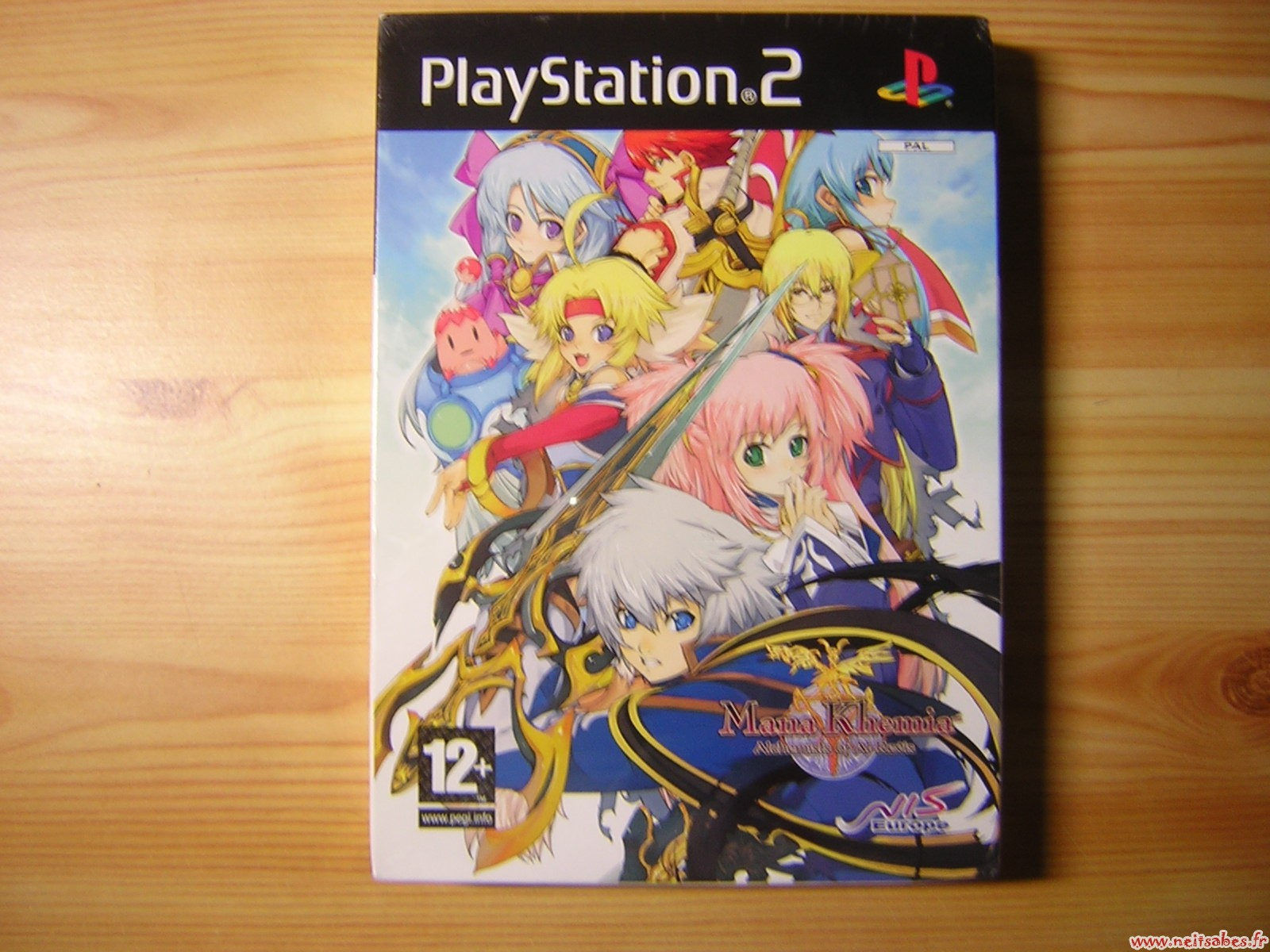 Achat - Mana Khemia Alchemists of Al-revis (PS2)