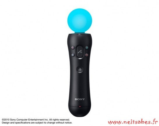 Sony dévoile enfin son Playstation Move sur Playstation 3