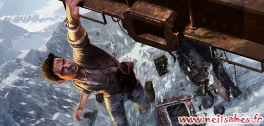 Test - Uncharted 2: Among Thieves (PS3)