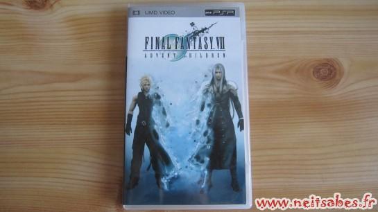Concours #2 - Gagnez un UMD Final Fantasy VII - Advent Children