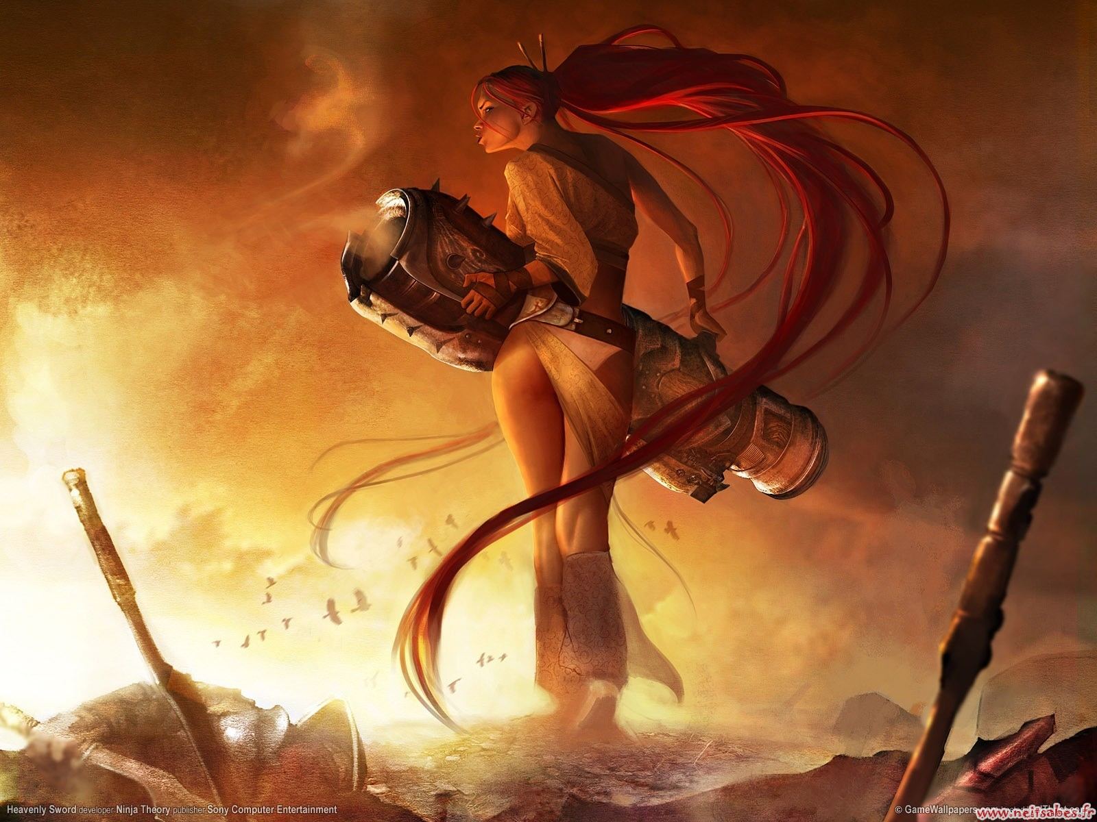 Test - Heavenly Sword (PS3)