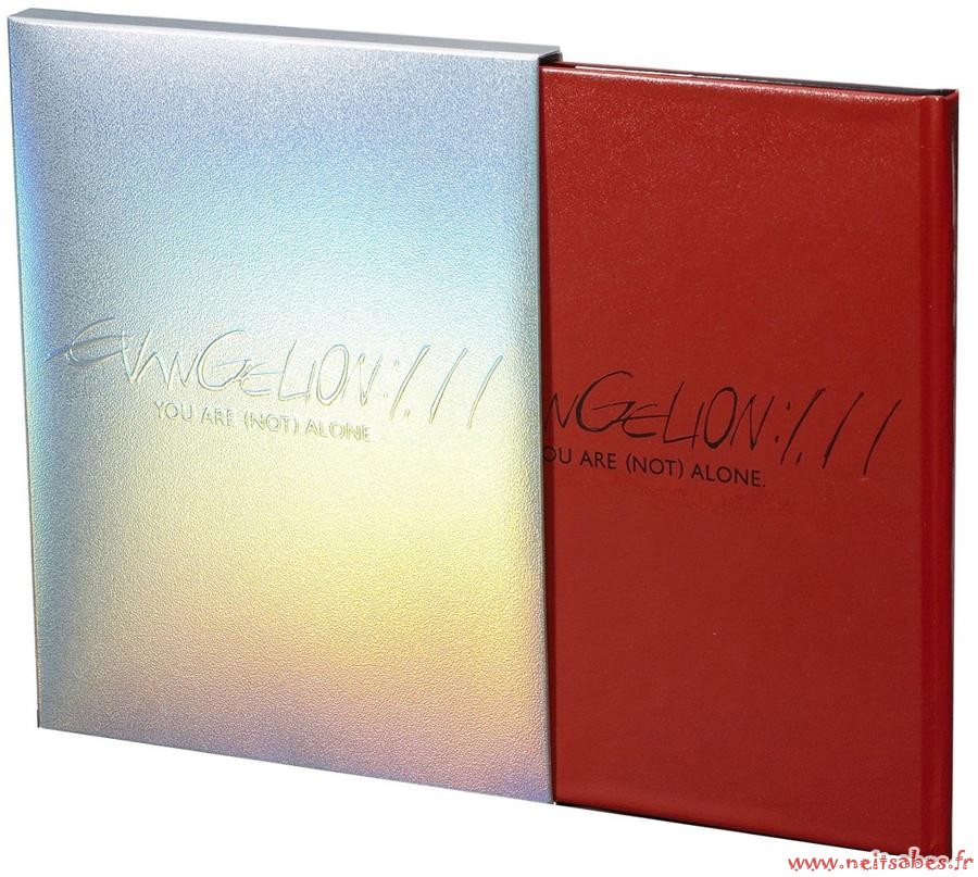Achat / critique / Test - Evangelion 1.11 You Are (Not) Alone (Blu-Ray)