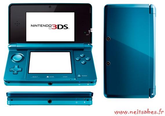 La Nintendo 3DS : récapitulatif