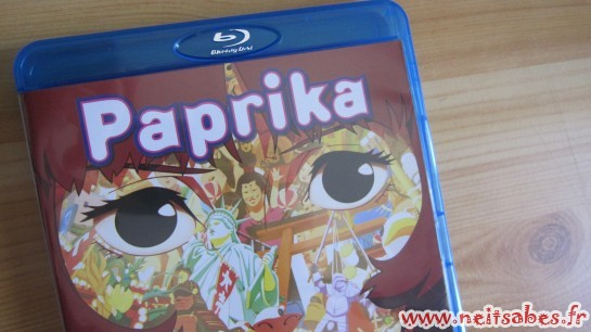 Critique - Paprika (Blu-ray)