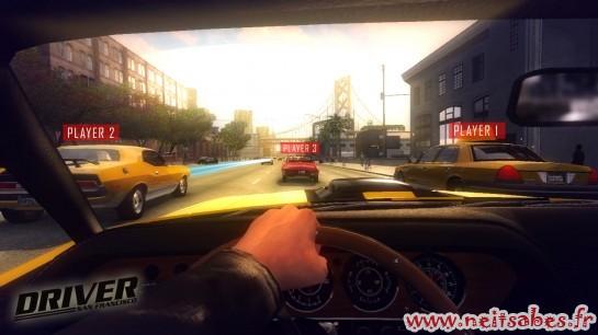 Driver San Francisco annoncé à l'E3