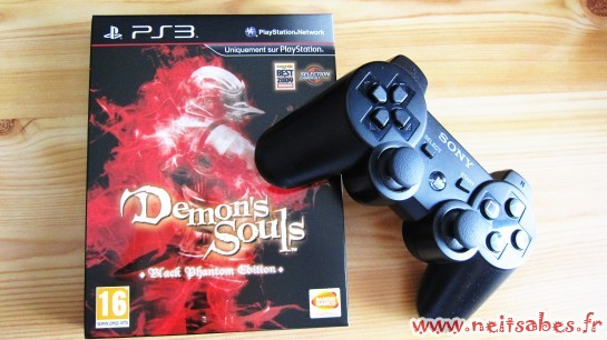 Achat - Demon's Souls Black Phantom Edition (PS3)