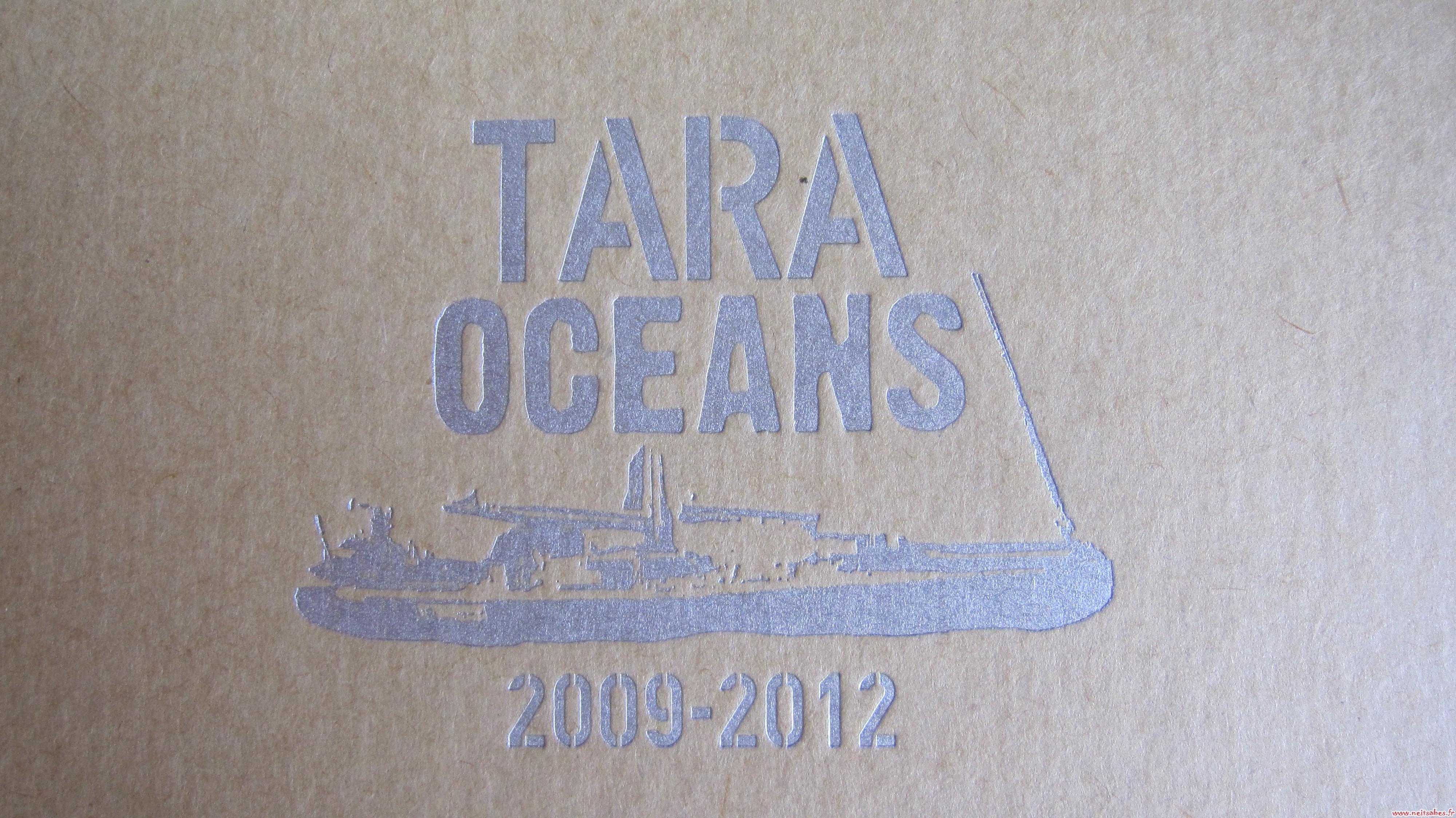 Présentation - Tara OCEANS : trois ans à marcher sur l'eau