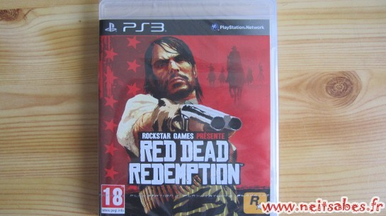 Achat - Red Dead Redemption (PS3)