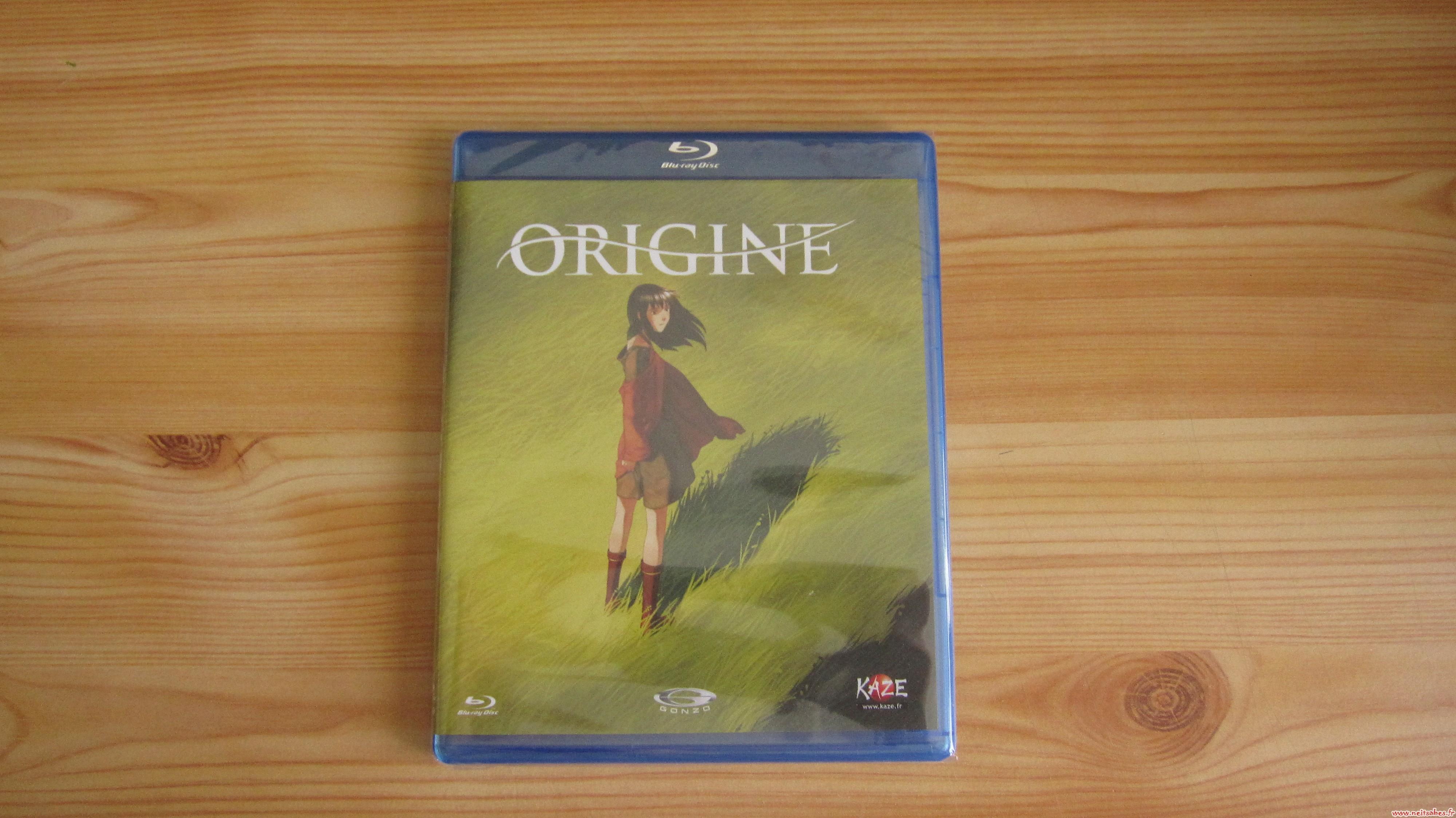 C'est arrivé ! - Origine (Blu-ray)