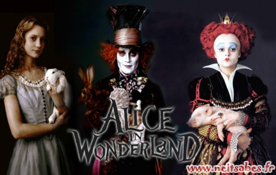 Critique - Alice Au Pays Des Merveilles (Blu-Ray)