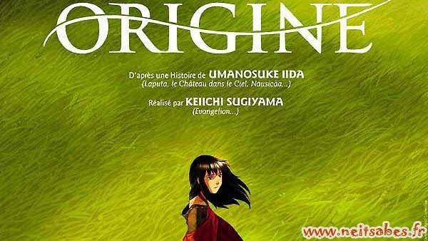 Achat - Origine (Blu-ray)