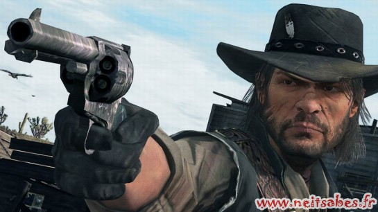 Test - Red Dead Redemption (PS3)