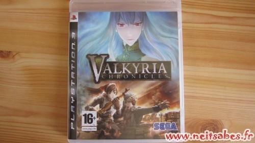 C'est arrivé ! - Valkyria Chronicles (PS3)