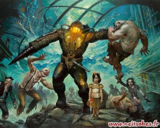 Test - Bioshock 2 (PS3)