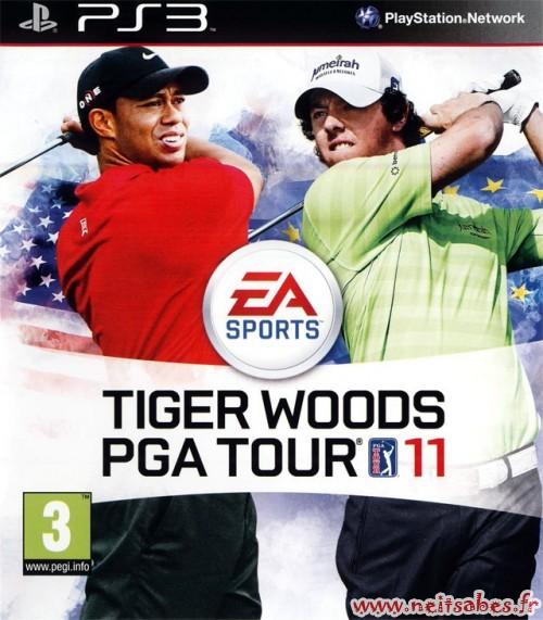 Commande - Tiger Woods 11 (PS3)