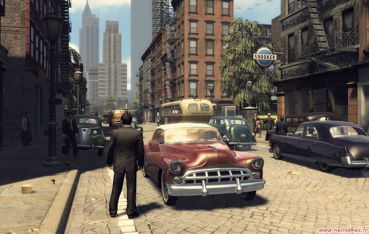 Test - Mafia 2 (PS3)