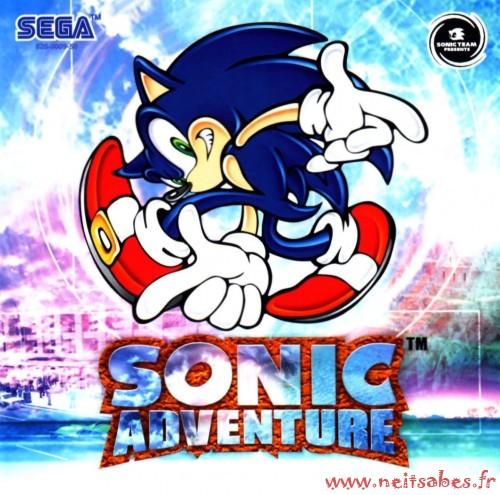 Humeur - Sonic Adventure sur PSN et XBL et DLC Director's cut