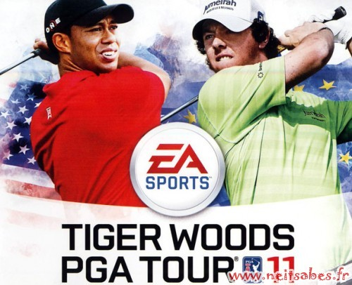 Test - Tiger Woods PGA Tour 2011 au Playstation Move (PS3)