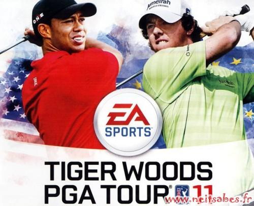 Test - Tiger Woods PGA Tour 2011 au Playstation Move (PS3)