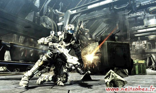 Preview - Vanquish (PS3 & X360)