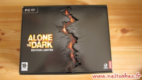 Achat - Alone In The Dark Édition Limitée (PC)