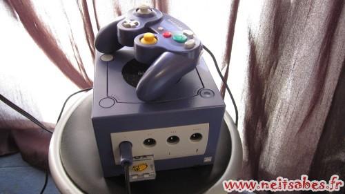 Achat - Nintendo GameCube + Super Mario Sunshine (NGC)
