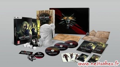 The Witcher 2 : Assassins Of Kings daté et premier appercu du collector