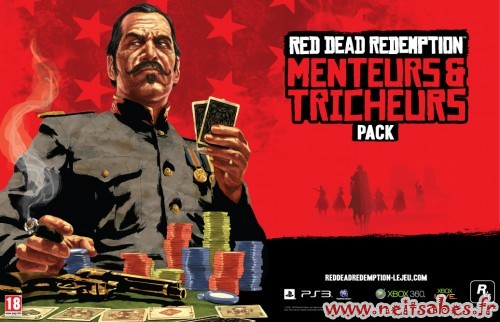 Red Dead Redemption et le Poker