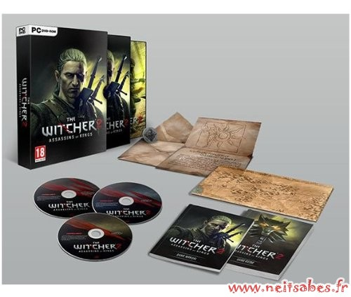 Pré-commande - The Witcher 2 : Assassins Of Kings Collector (PC)